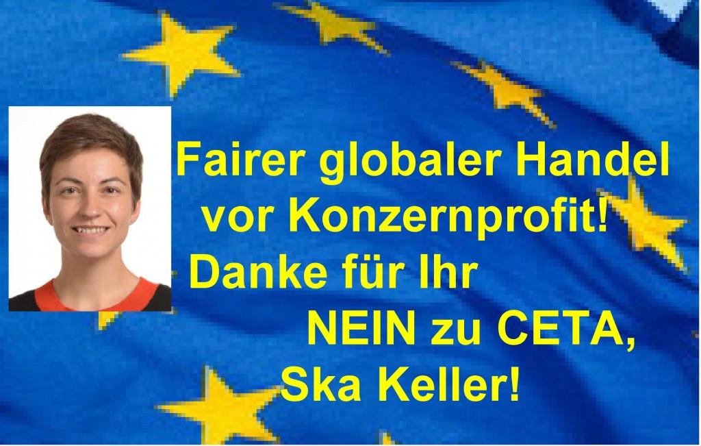 Keller, Ska